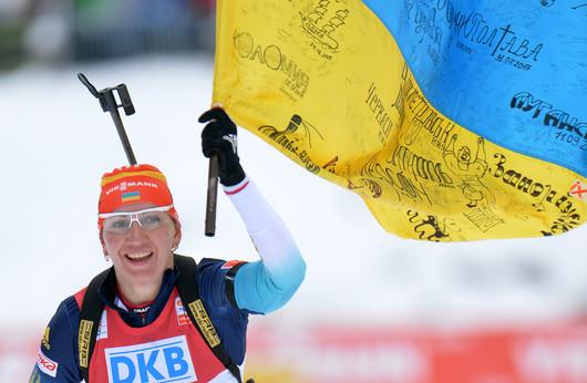Pidhrushna Poised to Peak in PyeongChang