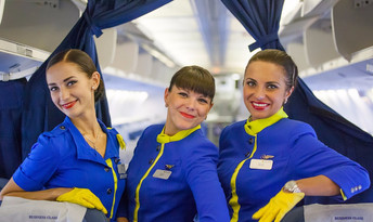 Ukrainian Airlines Recover