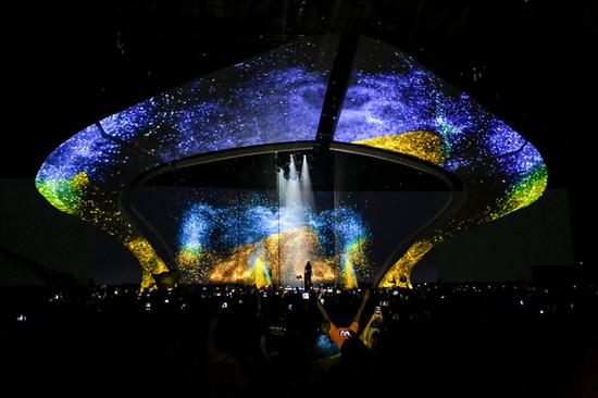 Eurovision to Sparkle Gold Dust on Kyiv