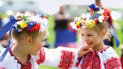 Kids in Kyiv: Part 2