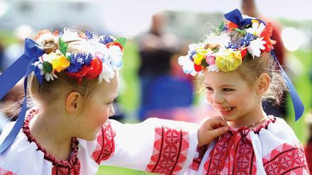Kids in Kyiv - Part 2