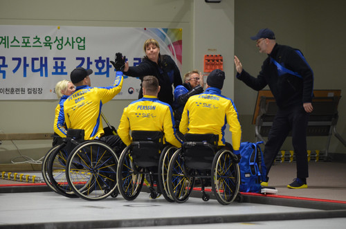 PyeongChang 2018: New Generation for Sweden