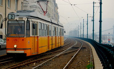 Discover Budapest by Tram #2