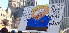 Mayor Rob Ford Plagiarises Cartman