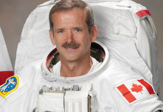 Chris Hadfield Didn't Come Back to Earth for You