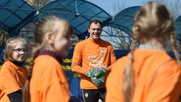 Football for Peace in Ukraine