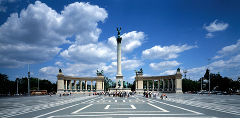 Discover Budapest by Metro Line 1