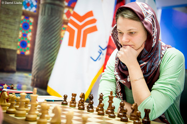 Lviv's World Chess Champion Stands Up for Women's Rights