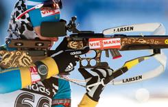Ukrainian Biathletes Shoot for Gold