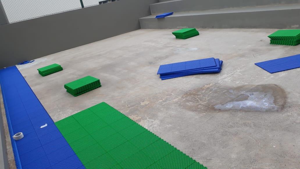 Montafem Piso Modular Outdoor