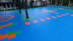 Piso Modular Playground