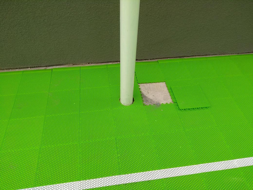 Piso Modular Outdoor