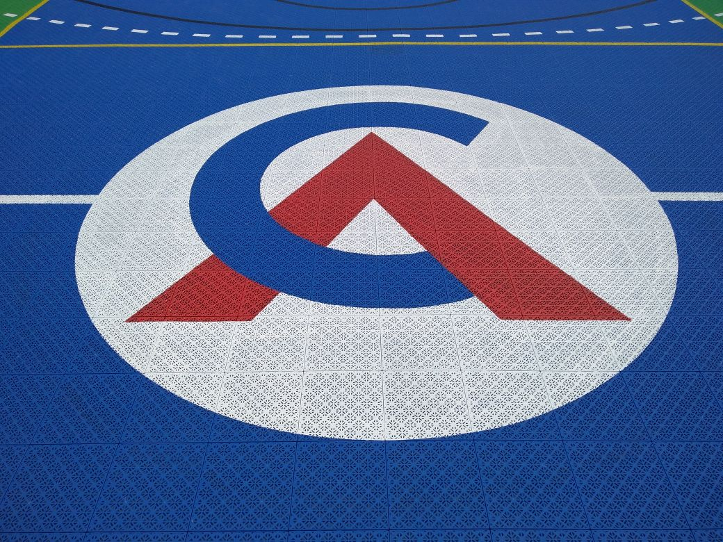 Logomarca Pintada