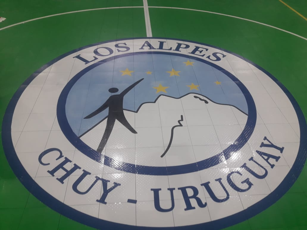 Logotipo Clube Los Alpes