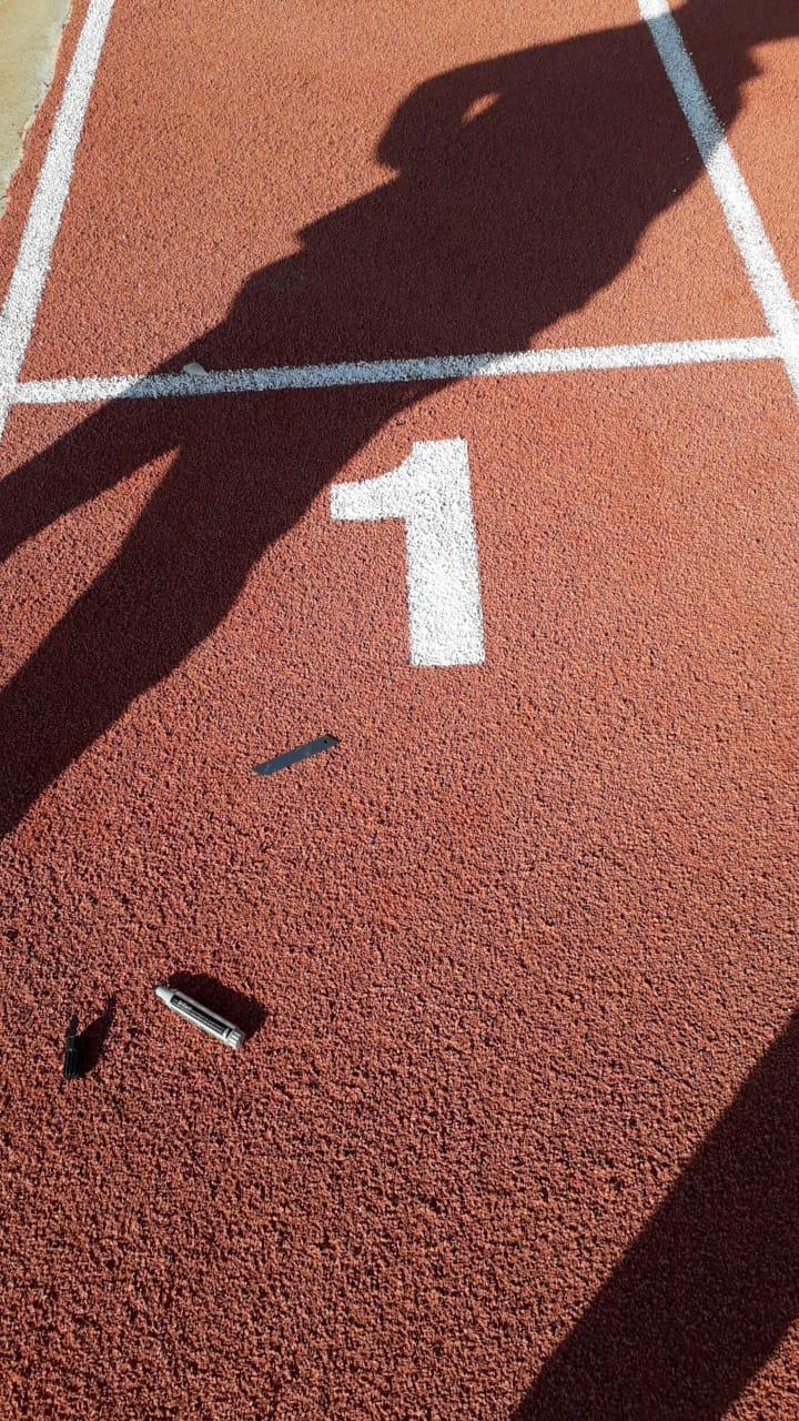 Pista de Atletismo - Corrida