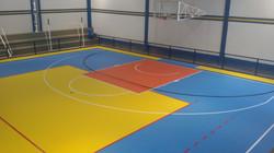 Piso Modular Indoor - Ginásio