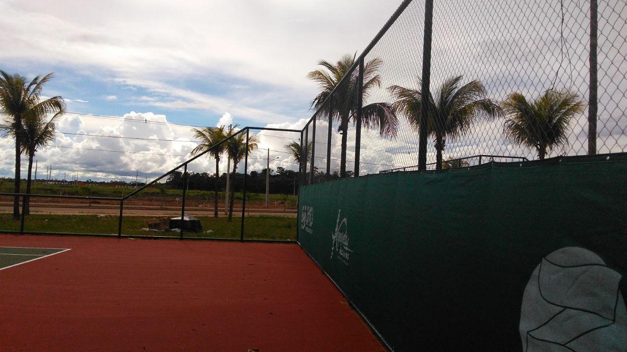Piso Asfático Tênis