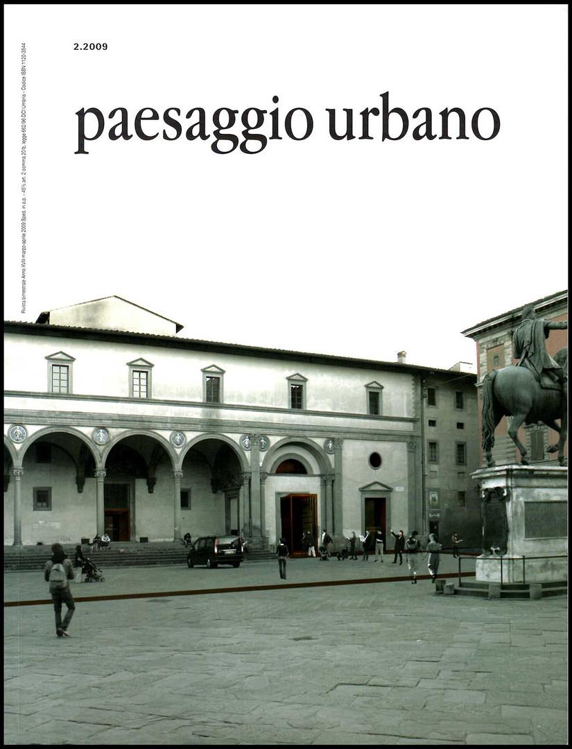 Paesaggio Urbano n°2.2009