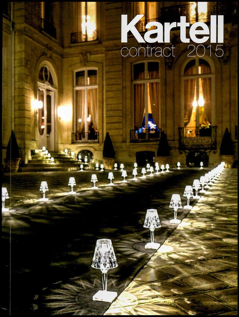 Catalogo Kartell 2015