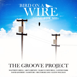 BIRD ON A WIRE (Song for MO) Front