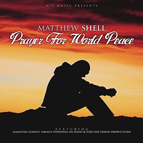 Art - Matthew Shell - Prayer For World P
