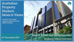 Australian Property Markets News & Views
