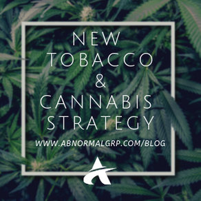 New Tobacco and Cannabis Strategy: Embrace the Vape