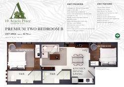 Premium Two Bedroom B