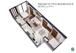 Two Bedroom Premium B