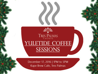 Yuletide Coffee Sessions