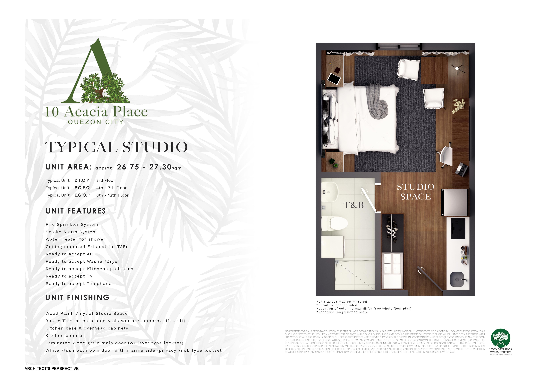 Studio Unit