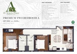 Premium Two Bedroom A
