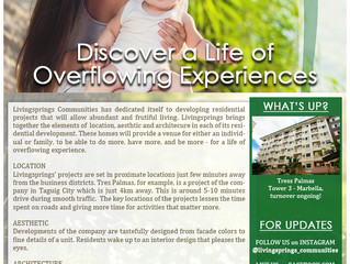Discover a Life of Overflowing Experiences