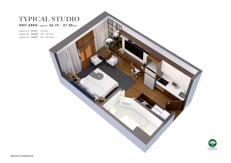 10aciaplace Plans Units