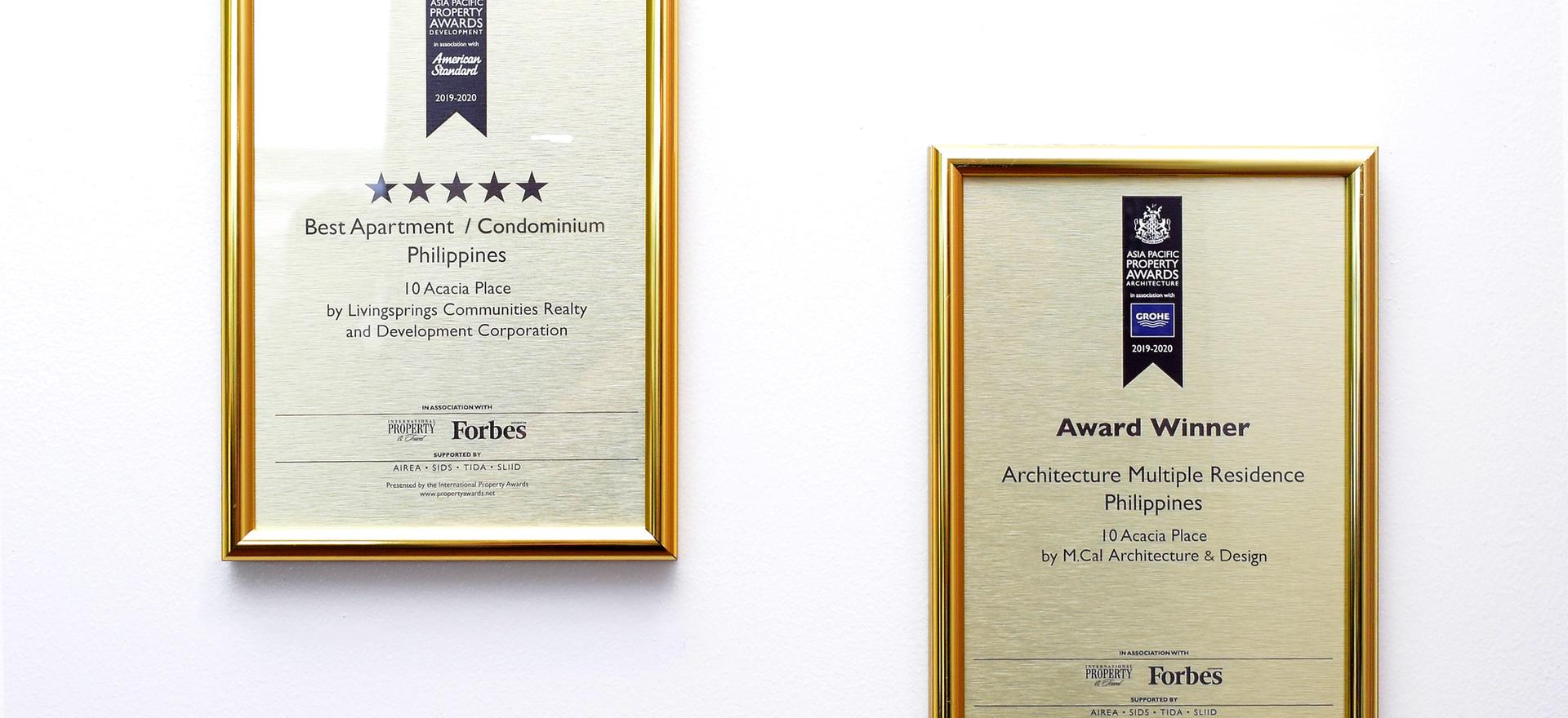 10 Acacia Place Awards Certificates.png