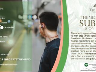 Mega Manila Subway, On Its way