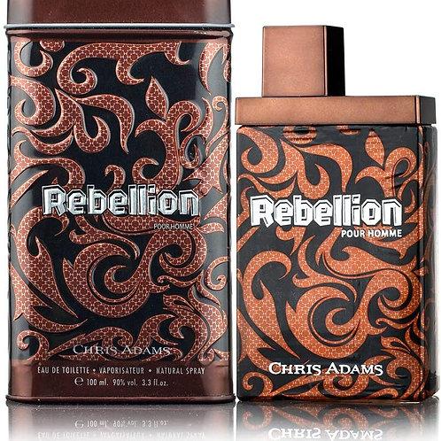 Rebellion Eau de Toilette für Männer, 100 ml