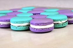 Variety of Macarons 1