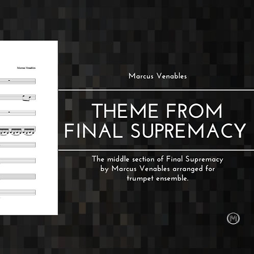 Theme from Final Supremacy