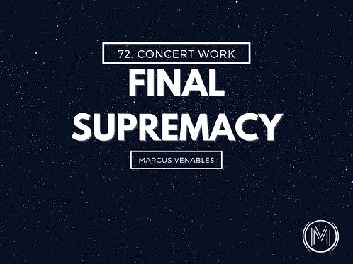 Final Supremacy