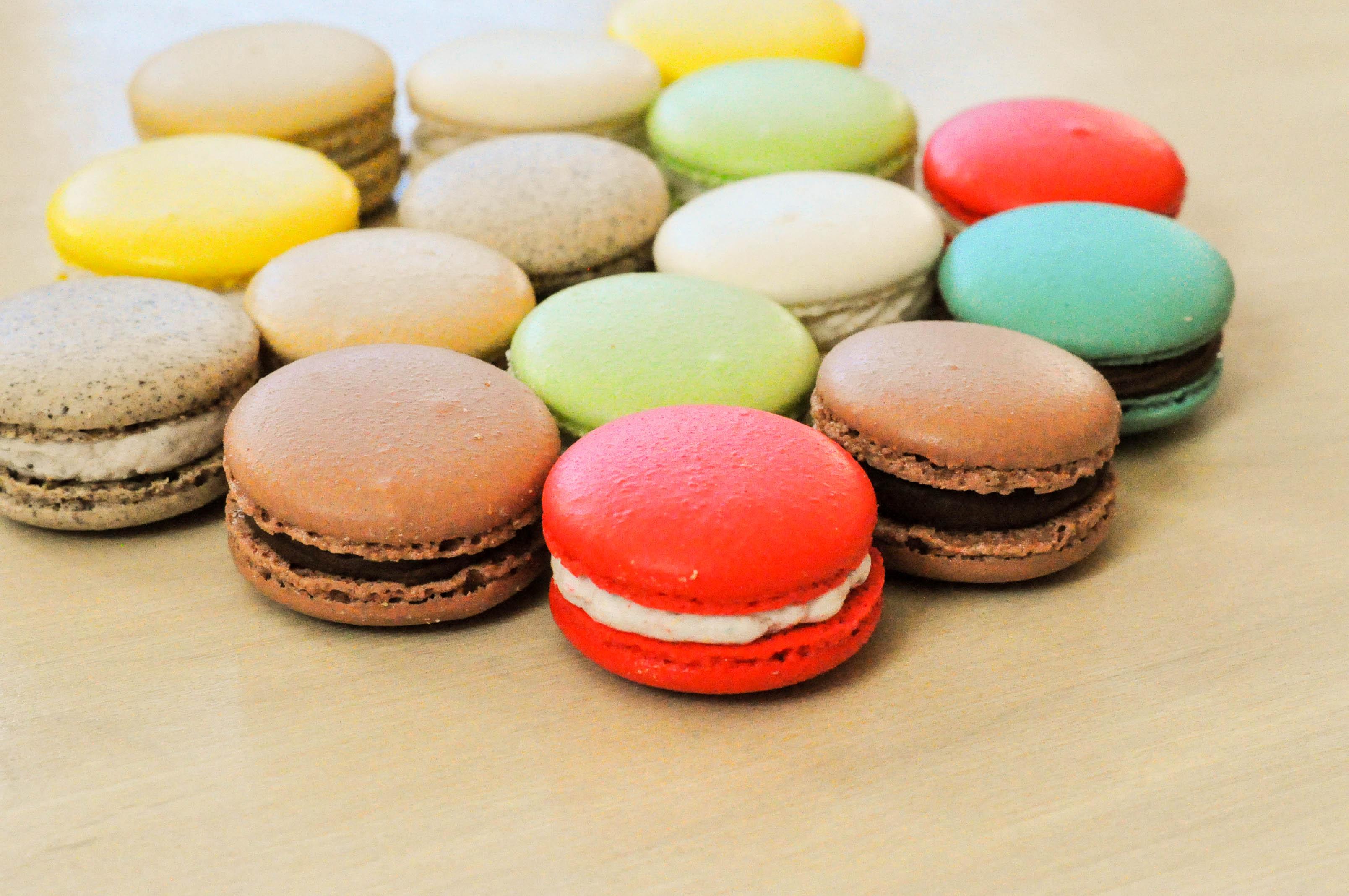 Variety of Macarons 2