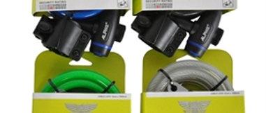Lock Cable Alpha Plus Coil 12mm X 1.8M