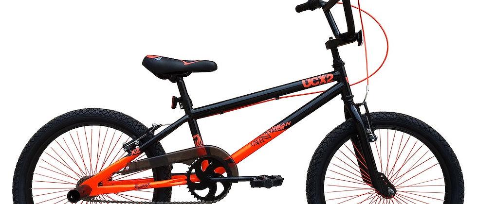 2020 TIGER UCX2 ORANGE BMX