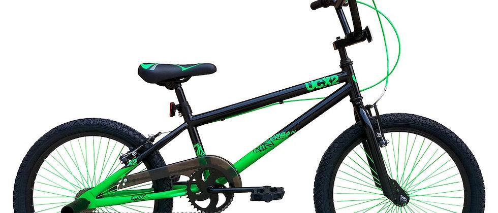 2020 TIGER UCX2 GREEN BMX