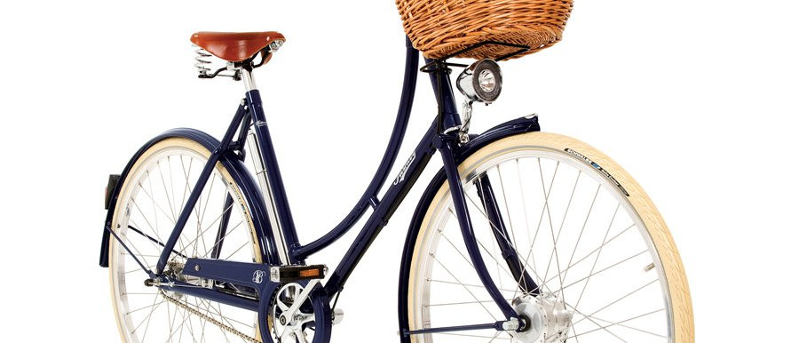PASHLEY BRITANNIA BLUE 8 SPEED