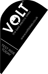 VOLT TEST RIDE FLAG