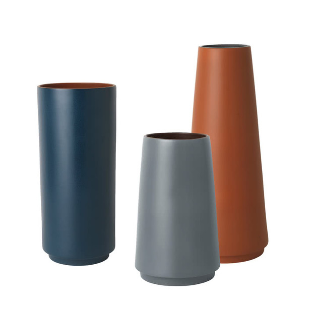 Dual Floor Vase Collection