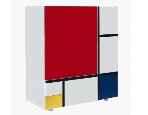Homage to Mondrian