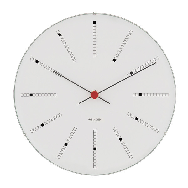 Arne Jacobsen Wall Clock