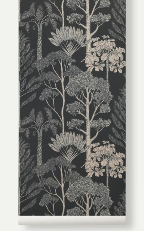 Katie Scott Trees Wallpaper